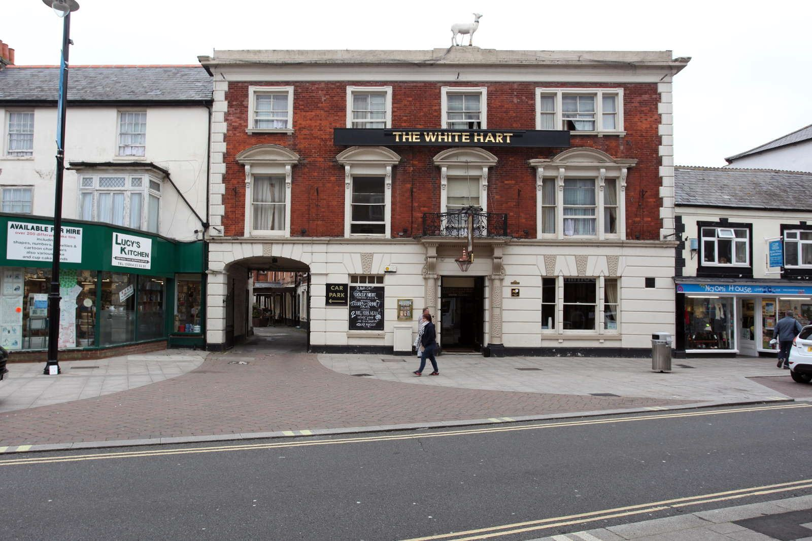 Home White Hart In Andover Pub And Restaurant