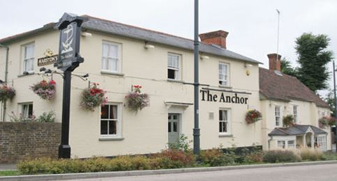 Home Anchor In Herts Pub And Restaurant Two For One