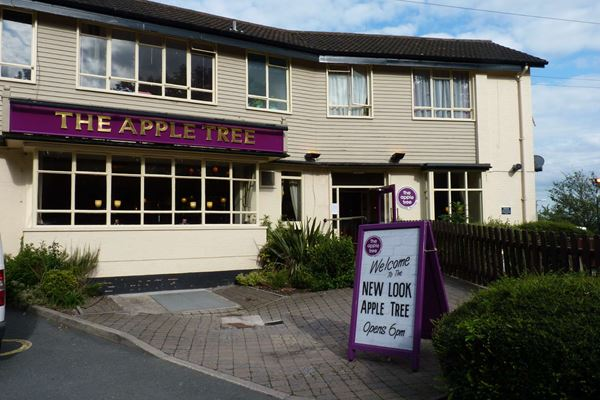 Home | Apple Tree Inn | Pub and Restaurant