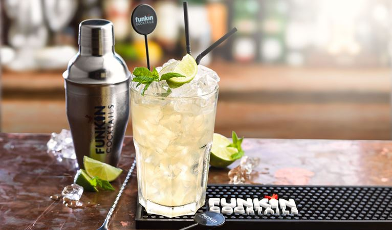 Check out our great range of cocktails