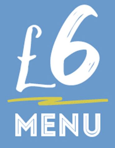 Mains from £6