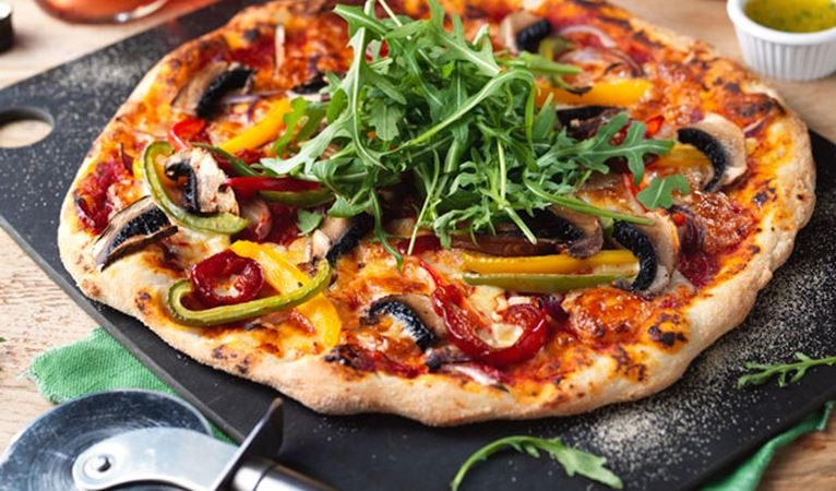 Check out our new pizza menu