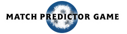 Match predictor game