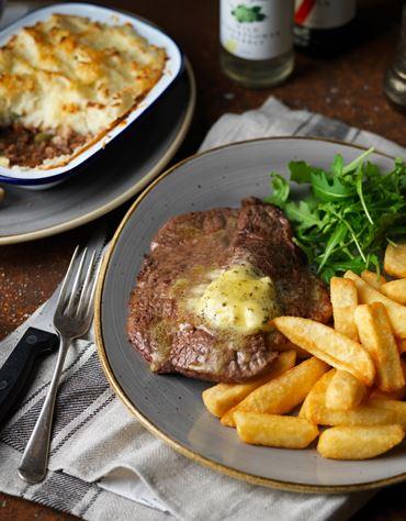 Just add friends! Lunch menu from £6
