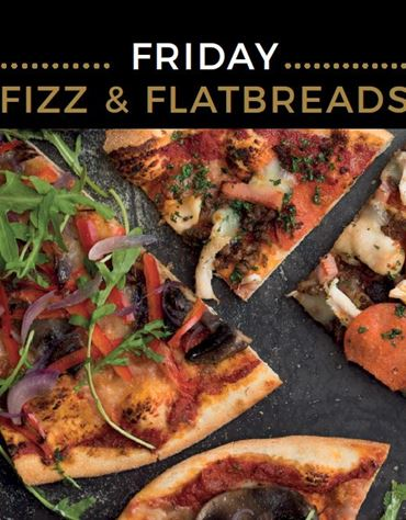 Fiz & Flatbread Fridays!