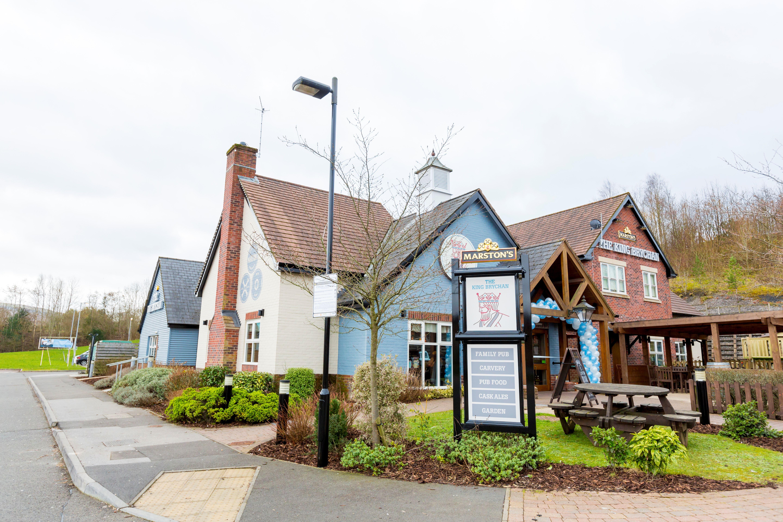 home | king brychan in merthyr tydfil | pub and restaurant