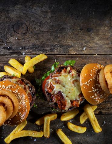 2-4-1 Burger Mondays