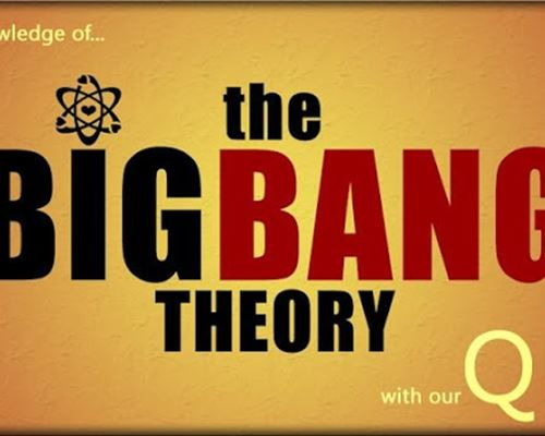 The Big Bang Theory - The Quiz | Barn Owl in Gloucester ...