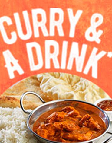 Curry & a Drink