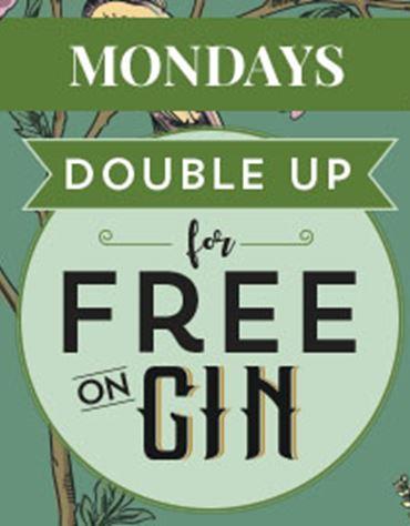Gin Mondays