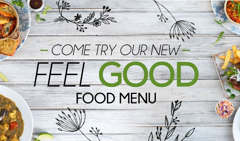 View our New Menu!