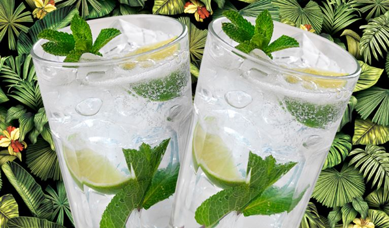 Two For One Mojitos