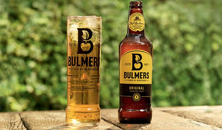 Join us today for the chance to win a £600 holiday with Bulmers