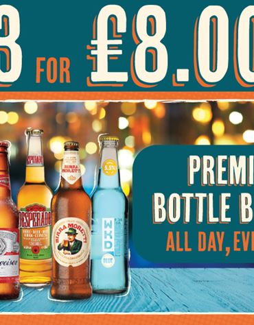 Premium Bottle Bundle