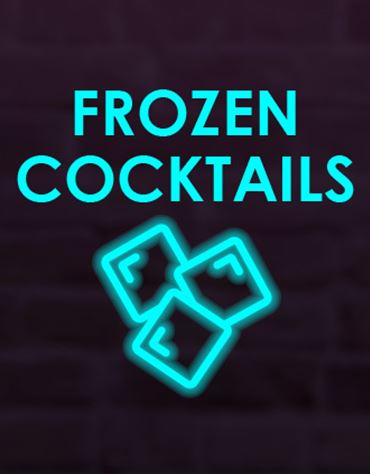 Frozen Cocktails for just £3.95 each