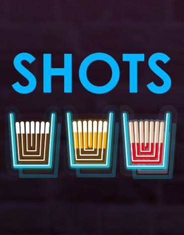 3 shots for £7.00