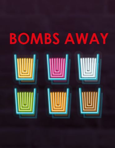 3 bombs for £8.00