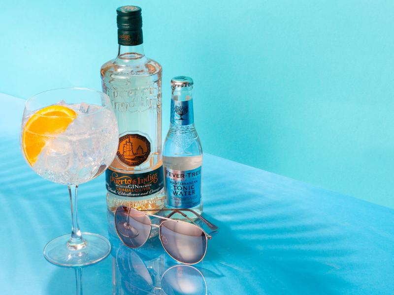 Puerto Peach Gin