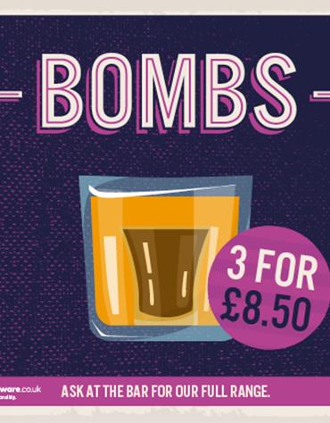 Bomb deal...