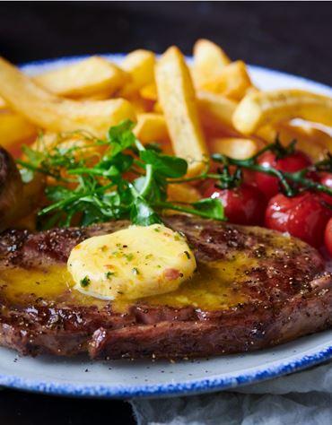 50% off selected steaks